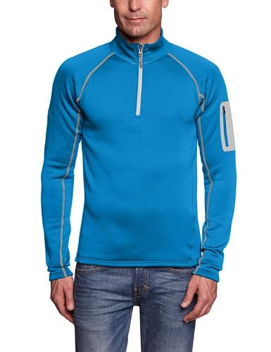 marmot-felpa-di-pile-uomo-power-stretch-1-2-zip-blu-cobalt-blue-xl