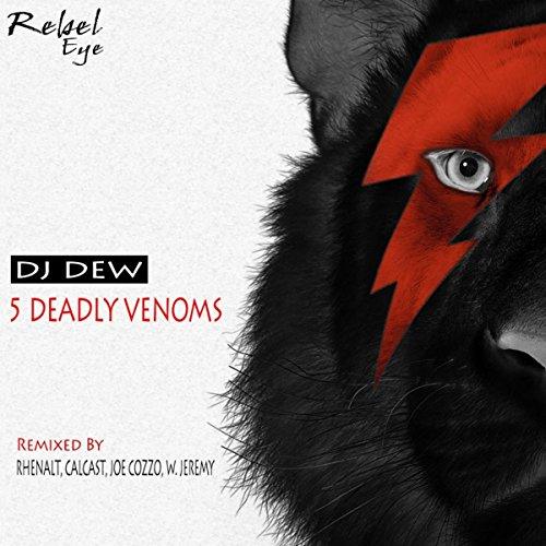 5 Deadly Venoms (Snake Style Remix ) (Eyes 5 Snake)