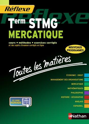 Mercatique - Terminale STMG