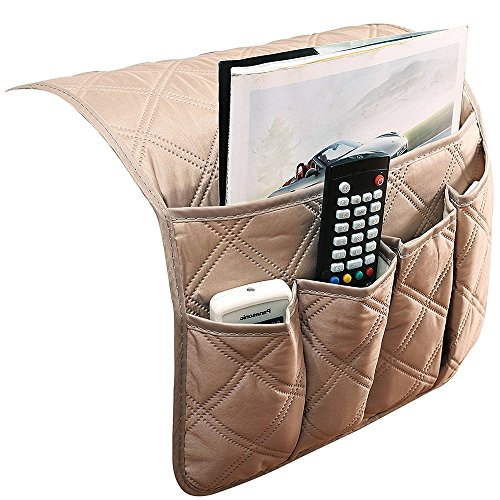 Sofa Couch Chair Armrest Organizer, Space Saver Se...
