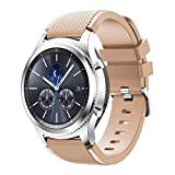 #4: Allywit New Fashion Sports Silicone Bracelet Strap Band For Samsung Gear S3 Classic