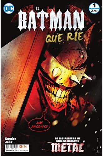 El Batman que ríe núm. 01