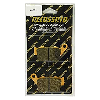 ACCOSSATO Brake Pad for Alfer > VR 250Cross, 250(1999)