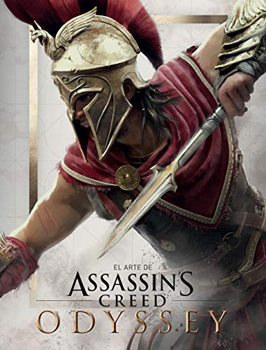El arte de Assassin's Creed Odyssey (Minotauro Games) por Kate Lewis