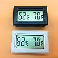 etbotu portátil Mini LCD digital termómetro higrómetro Temperatura Humedad instrumentos
