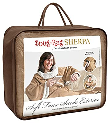 Snug Rug Sherpa Couverture polaire