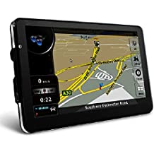 GPS 7 Inch 8 GB Truck, autocaravana, Auto Maps Europe TomTom 2016 AV-IN Bluetooth