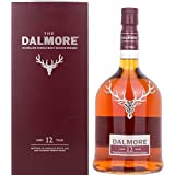 The Dalmore 12 Year Old Malt Whisky 1 Litre