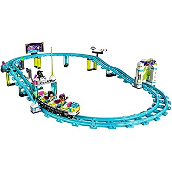 Lego 41130 Friends Amusement Park Roller Coaster Construction Set - Multi-coloured 1