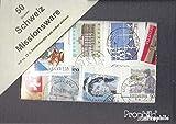 Prophila Collection Schweiz 50 Gramm Kiloware mit mindestens 10% Sondermarken (Briefmarken für Sammler)
