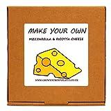 Lawn & Patio - Make Your Own Homemade Mozzarella & Ricotta Cheese Making Kit