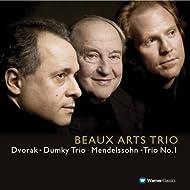Dvorák : Piano Trio No.4, Dumky' & Mendelssohn : Piano Trio No.1