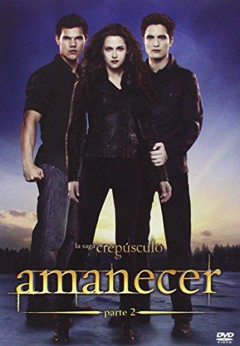 Amanecer - Parte 2 [DVD]
