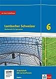 Lambacher Schweizer Mathematik 7. Ausgabe Bayern: Arbeitsheft plus Lösungsheft und Lernsoftware Klasse 7 (Lambacher Schweizer. Ausgabe für Bayern ab 2017)