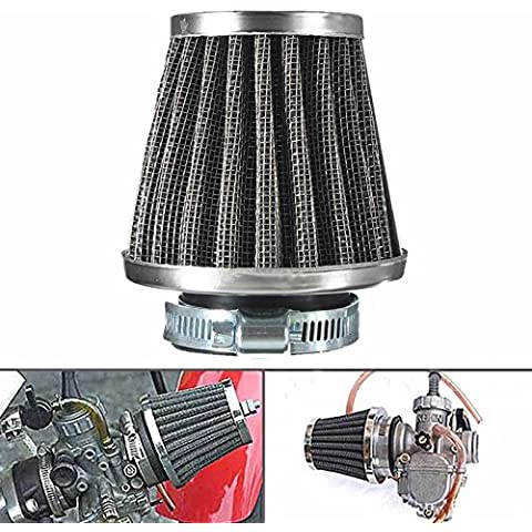Universal 39mm Air Filter per Motocicletta Street Dirt Bikes Scooter Cruiser Chopper