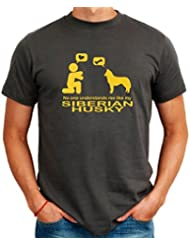 NO ONE UNDERSTANDS ME LIKE MY Siberian Husky T-Shirt
