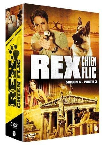 Rex, chien flic -...