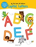 #4: My First Book of Patterns Capital Letters: Write and Practice Patterns and Capital Letters A to Z (Pattern Writing)