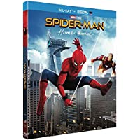 Spider-Man: Homecoming [Blu-ray + Digital UltraViolet]