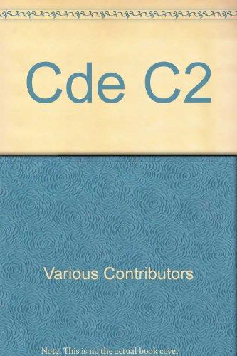 Cde C2 por Various Contributors