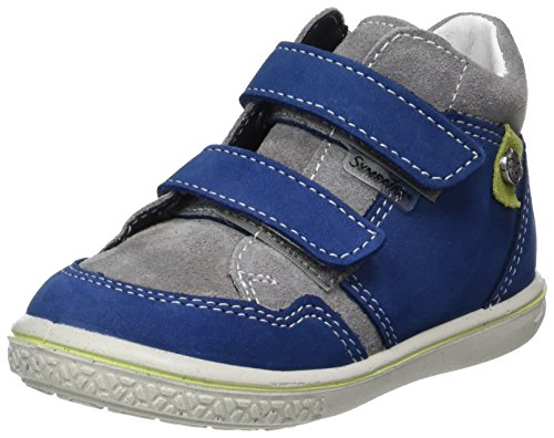 Ricosta Juri, Sneakers basses garçon Blau (tinte/graphit)