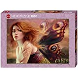 Heye 29612 - Melanie Delon, Butterfly Wings, 1000 Teile Standardpuzzle