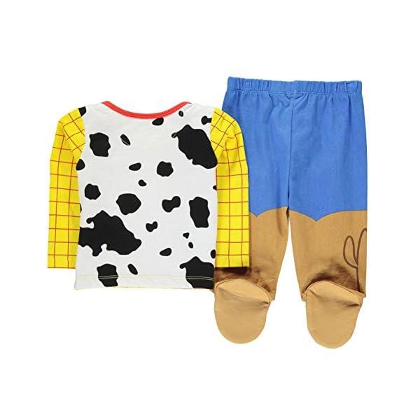 Character Wear - Pijama Entero - para bebé niño 2