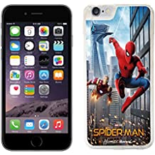 Marvel Spiderman case fits iphone 4, 4s, 5 , 5s, 5c, SE 6, 6s,7 ipod 5 & 6 cover hard protective (12) phone mobile apple homecoming Superheroes (IPHONE 5S)