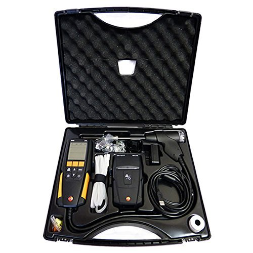 Multi-gas-tester (Testo 310 Flue Gas Analyser Printer Kit by Testo)