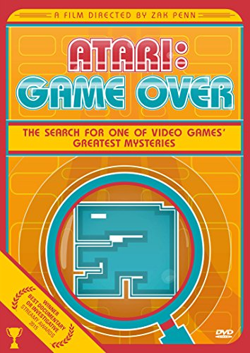 Atari: Game Over [DVD] [UK Import]