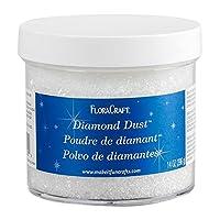 Floracraft Diamond Dust 14oz-Iridescent, Other, Multicoloured, 8.89x8.89x8.25 cm