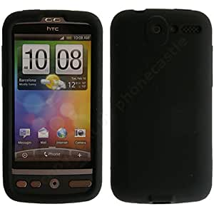 Original Phonecastle Silicon Case Silikon Etui HTC Desire