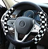 Best Bell Automotive Car Covers - Mayco Bell Unisex's Car Steering Wheel Cover, Four Review