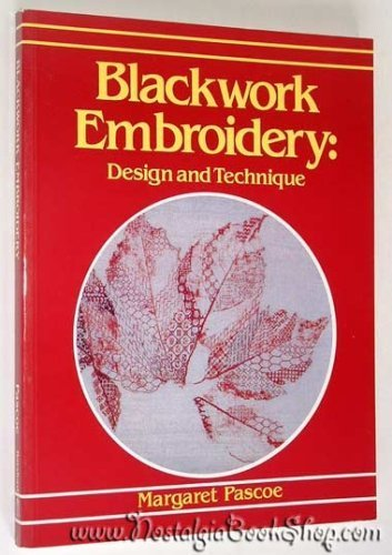 Blackwork Embroidery: Design and Technique: Technique and Design Blackwork-design