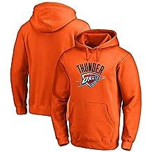 Sudadera Con Capucha NBA Oklahoma City Thunder Russell Westbrook Jersey Traje De Entrenamiento Adecuado Para Hombres