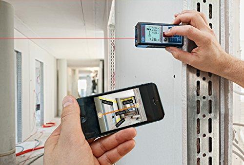 Bosch Entfernungsmesser Professional : Bosch professional laser entfernungsmesser glm c micro usb