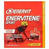 Enervit Enervitene Cheer Integratore Alimentare Pack Gusto Arancia - 5...