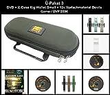 B. Richi Angel DVD + X-Case Rig Wallet + 10x Vorfachmaterial Vorfachschnur Angeltasche