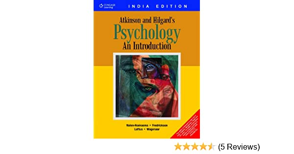 Buy Atkinson And Hilgard S Psychology An Introduction Book