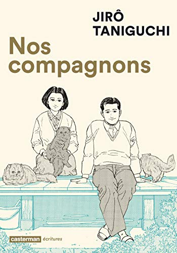 Nos compagnons Edition simple One-shot