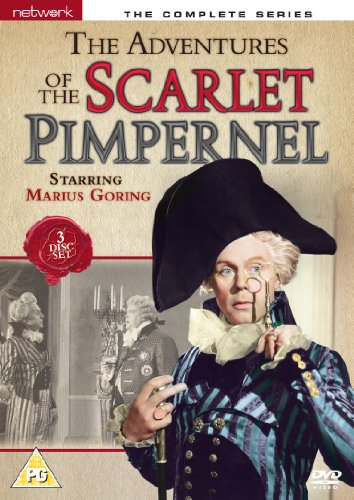 Adventures of the Scarlet Pimpernel - The Complete Series