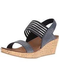 79b3b1beb225 Amazon.co.uk  Blue - Sandals   Women s Shoes  Shoes   Bags