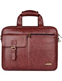 The Clownfish Regal 15.6-Inch Unisex Laptop Bag|Messenger Bag|Tablet Bag|Business Briefcase, Office Handbag Briefcase...