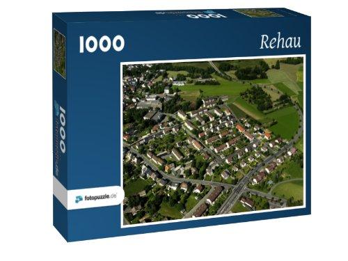 Preisvergleich Produktbild Rehau - Puzzle 1000 Teile mit Bild von oben
