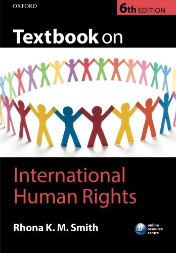 Textbook on International Human Rights por Rhona Smith