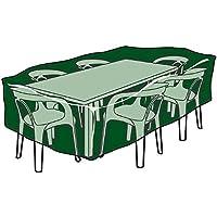 Biotop B2237 - Funda Rectangular Cubre mesas y sillas de poliéster
