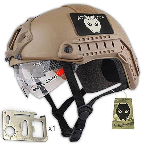 Estilo Militar del ejército táctico SWAT combate tipo MH rápido (L/XL) casco...