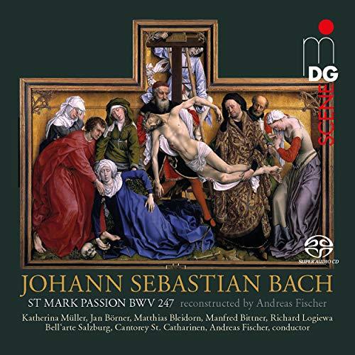 Vorhang-track-teile (St Mark Passion, BWV 247, Zweiter Teil (Nach der Predigt), Evangelista: Und der Vorhang im Tempel zerriss in zwei Stück)