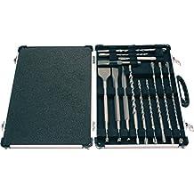 Makita SDS Plus - Kit de brocas y cinceles (17 piezas)