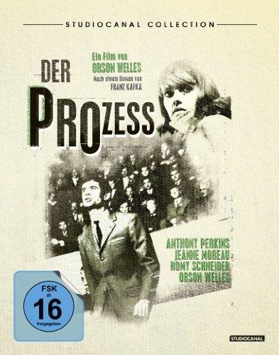 Bild von Der Prozess - StudioCanal Collection [Blu-ray]